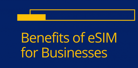 Benefits of eSIMs for business